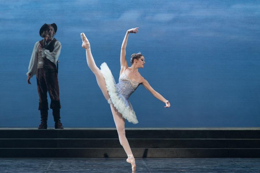 det kongelige teater ballet program