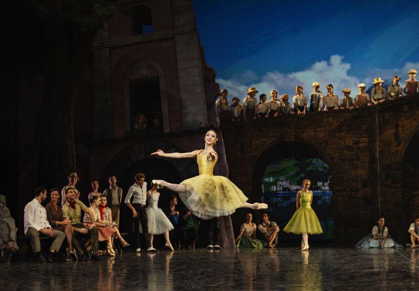 det kongelige teater ballet repertoire