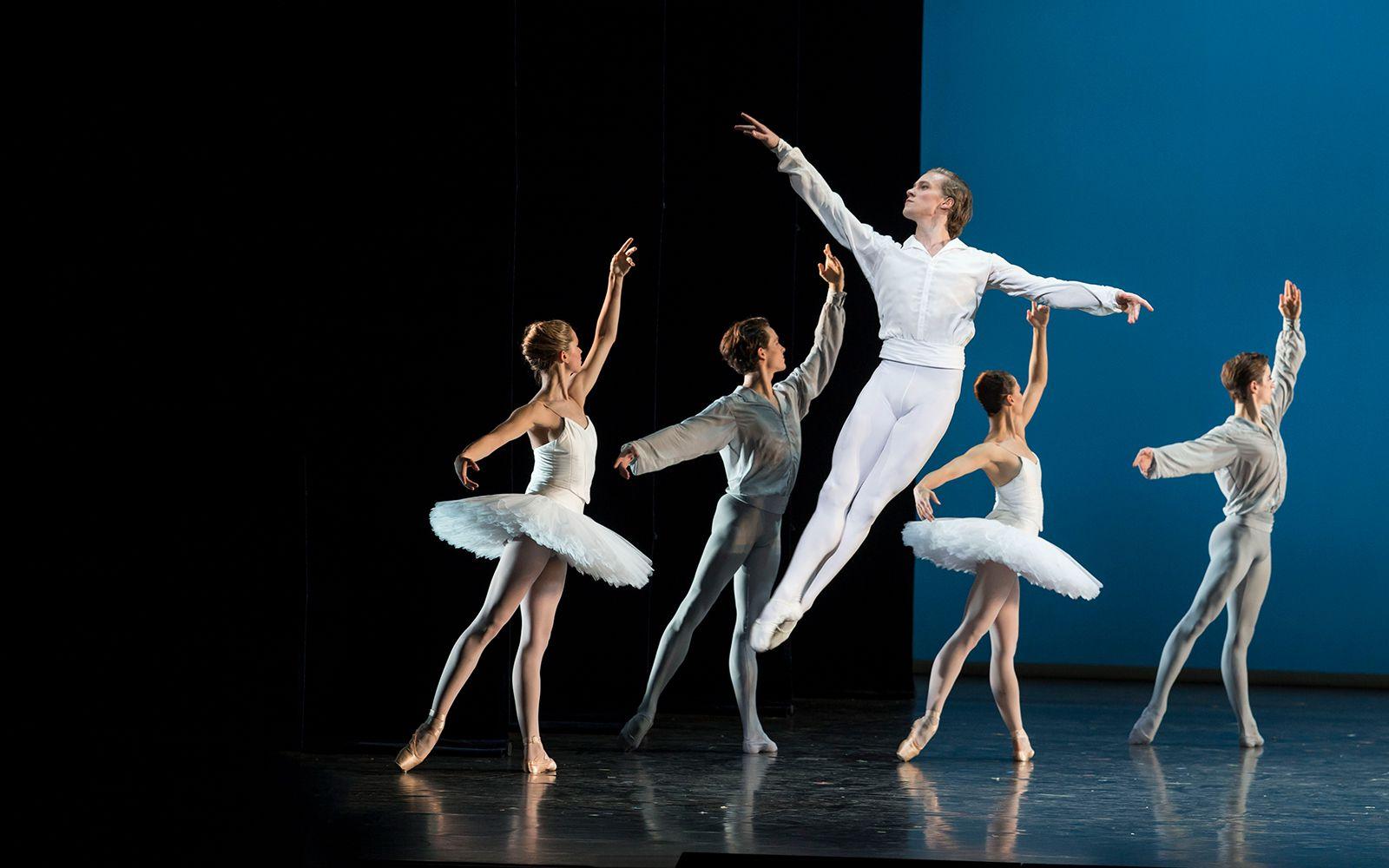 moderne ballet