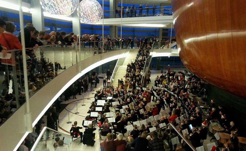 Publikumsorkstrets Julekoncert Det Kgl Teater