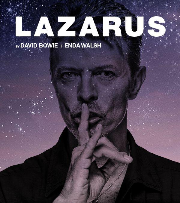 Lazarus | DET KGL  TEATER
