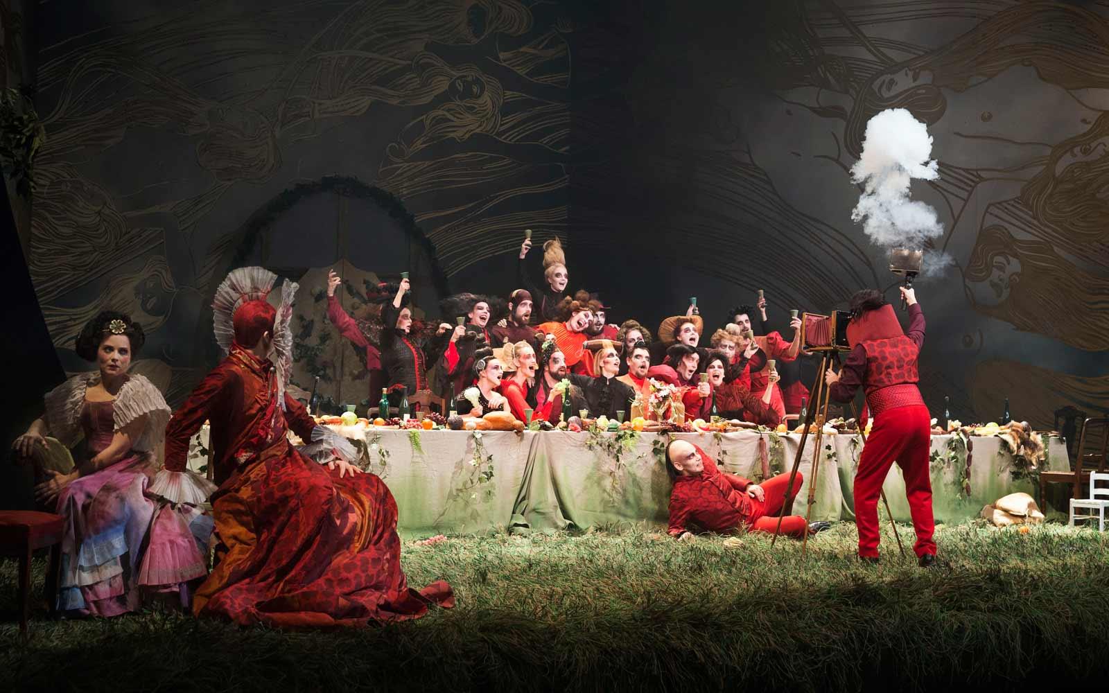 The Royal Danish Opera   DET KGL  TEATER